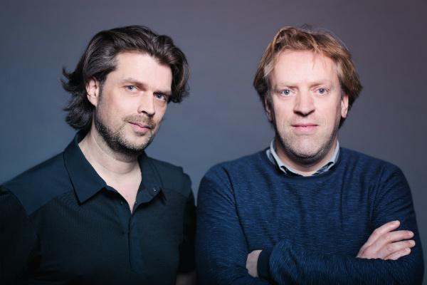 Jeroen Strijbos & Rob Van Rijswijk